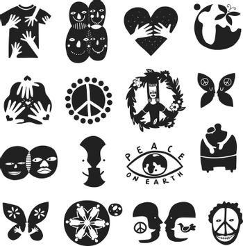 International Friendship Symbols