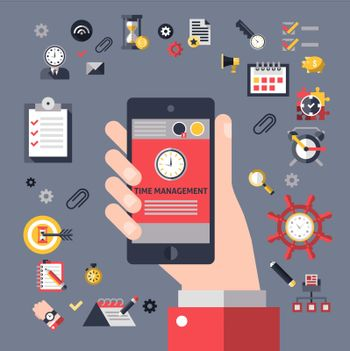 Mobile time management
