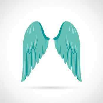 Wing Icon Flat