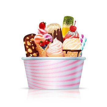 Ice Cream Pack