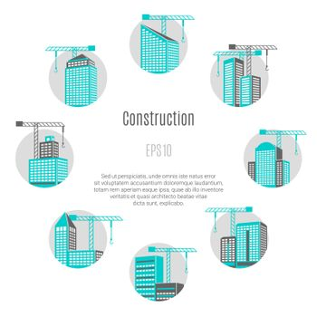 Construction Concept Illustration