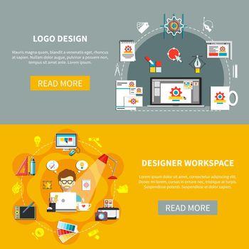 Designer Tools Banner Set