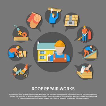 Roofer Flat Flyer