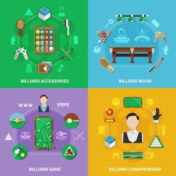 Billiards Design Concept
