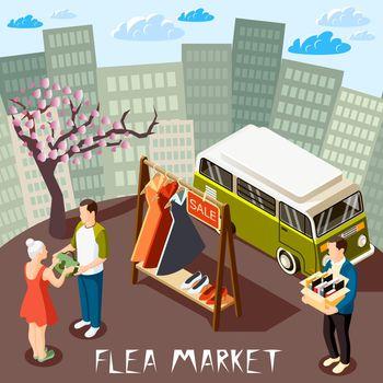Flea Market Composition