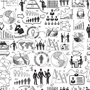 Sketch business seamless
