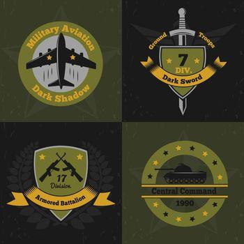 Military Ensign Design Concept