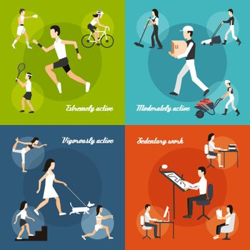 Physical Activity Set