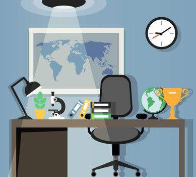Office workplace design