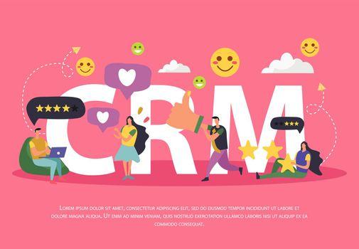 Customer Relationship Management Background