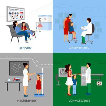 Pediatrician Design Concept