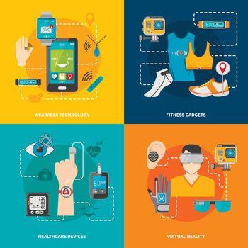 Smart technology set