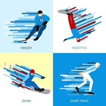 Winter Sportsman Design Concept