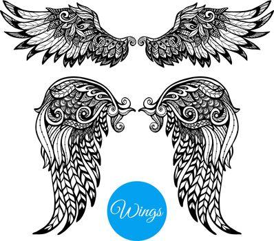 Decorative Wings Set