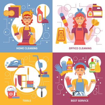Cleaning Service Design Concept