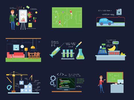 Mathematics Real Life Compositions