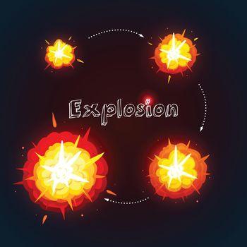 Explosion Design Set