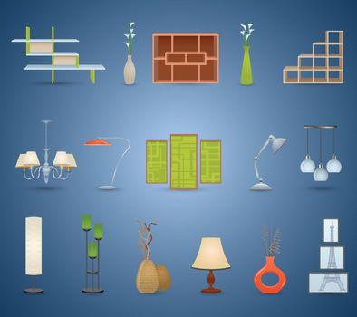 Interior Elements Set