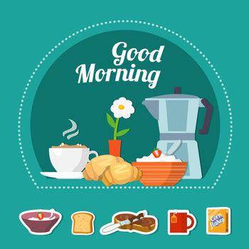 Breakfast Flat Concept