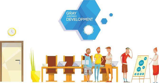 Software Development Meeting Composition