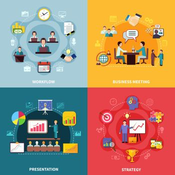 Business Workflow Design Concept