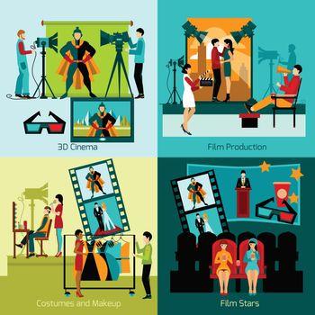 Cinema People Set