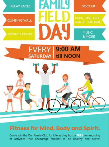 Family Fitness Template
