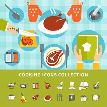 Cooking Elements Set