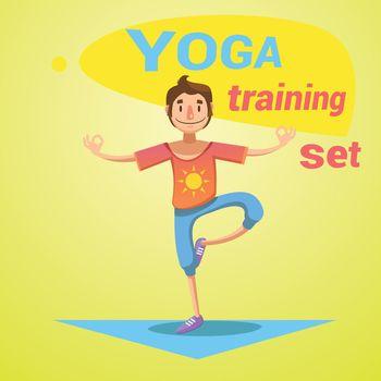 Yoga Training Set