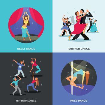 Dance Flat Concept
