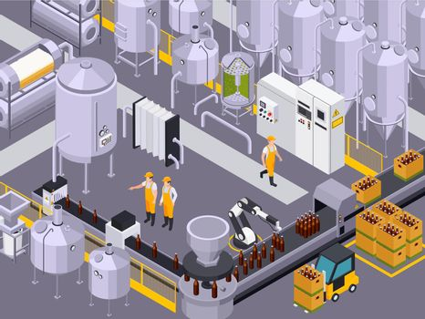 Beer Production Plant Composition