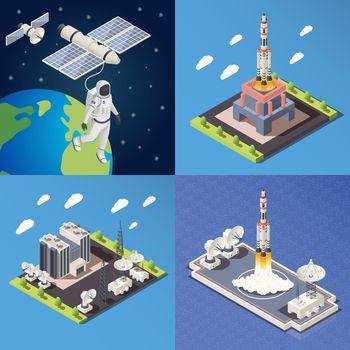 Space Research Design Concept