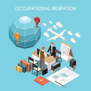 Population Mobility Migration Composition