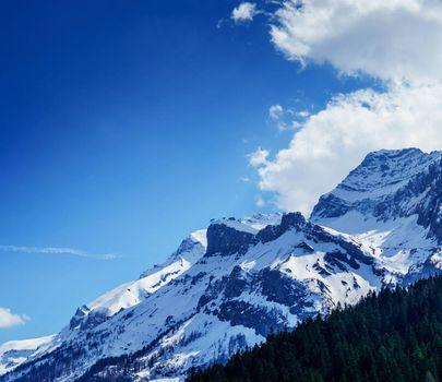 Beautiful Gstaad Switzerland pictures