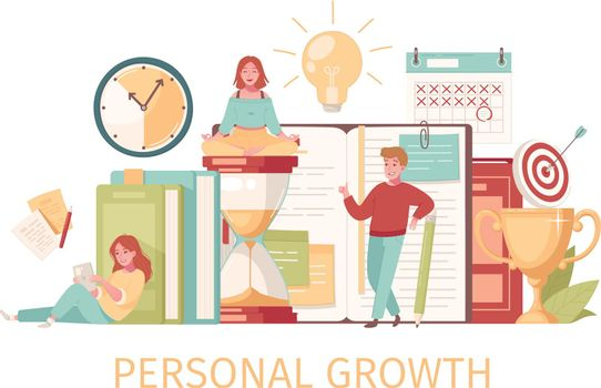 Personal Growth Ideas Composition