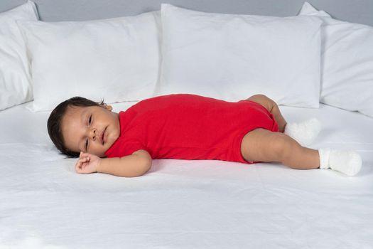 Infant child