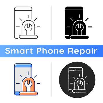 Urgent phone repairs icon