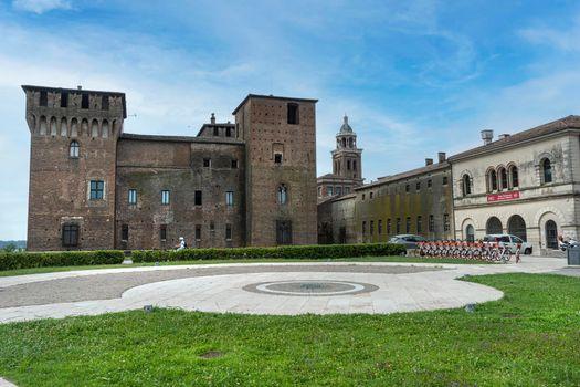 Castle of San Giorgio in Mantua