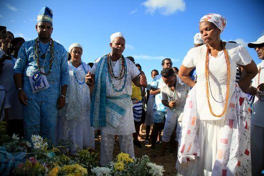 party in honor of iemanja