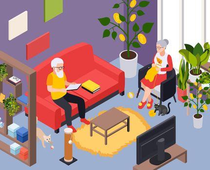 Life After Retirement Composition