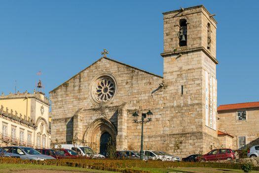 Santa Maria Maior's Chrurch in Barcelos