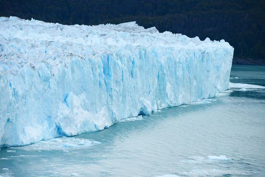 float glacier