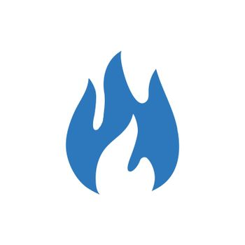 Fire, Heat icon. Meticulously designed vector EPS file.