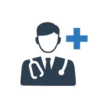 Doctor Consultant Icon
