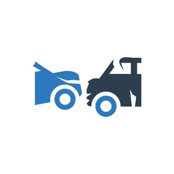 Car Collision Icon