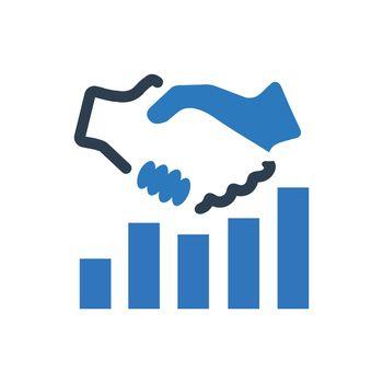 Business Partnership Icon