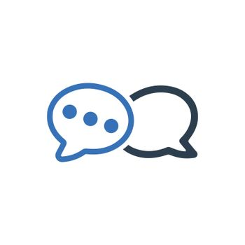 Conversation, Chat Icon