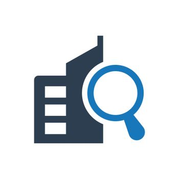 """Meticulously Designed """"Search Local SEO icon. Meticulously designed vector EPS file."""""""