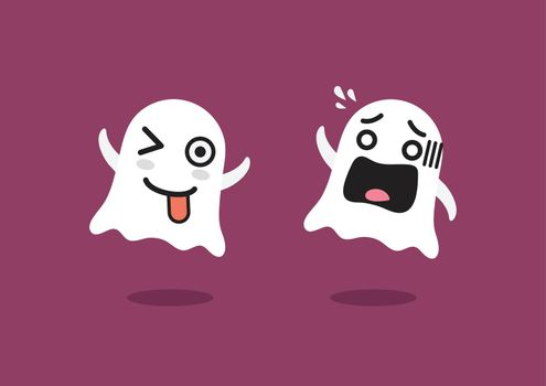 Funny Ghosts Character