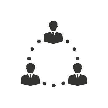 Team Communication Icon